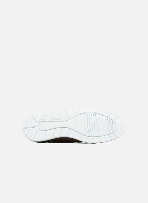 Chaussures à lacets Mr SARENZA Clydor Marron vue haut