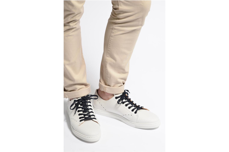 Sneakers Mr SARENZA Cortig Bianco immagine dal basso