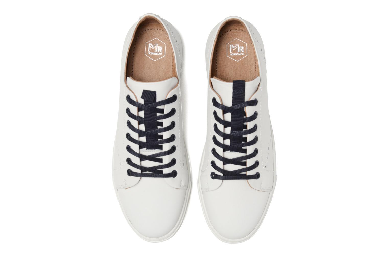 Sneakers Mr SARENZA Cortig Bianco modello indossato