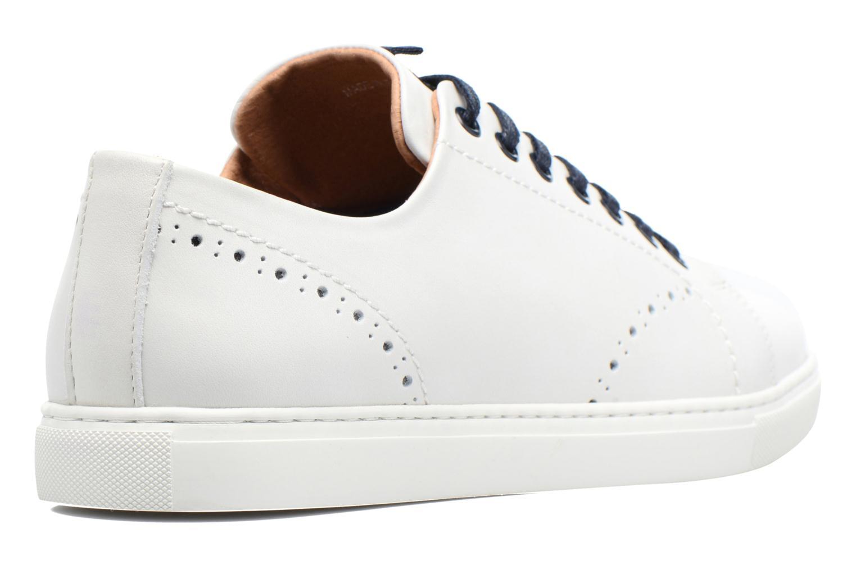 Sneakers Mr SARENZA Cortig Bianco immagine frontale