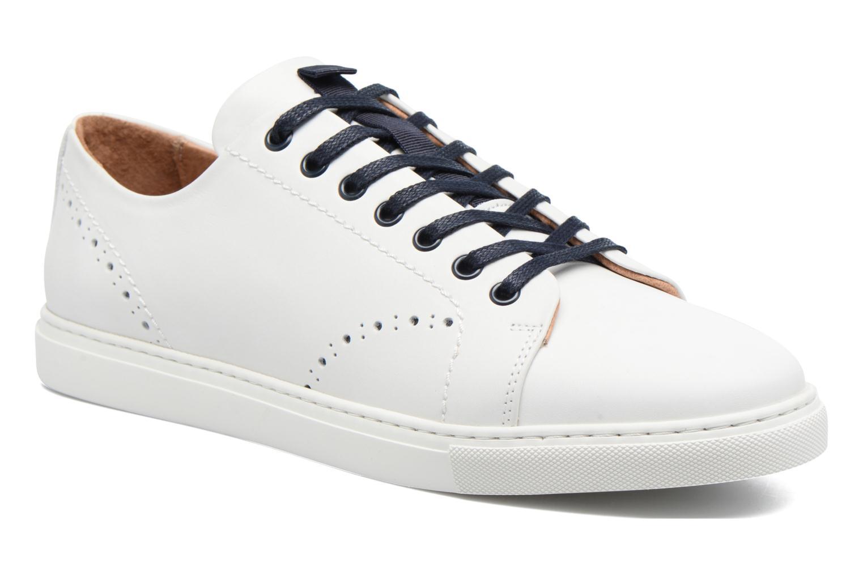 Sneakers Mr SARENZA Cortig Bianco immagine destra