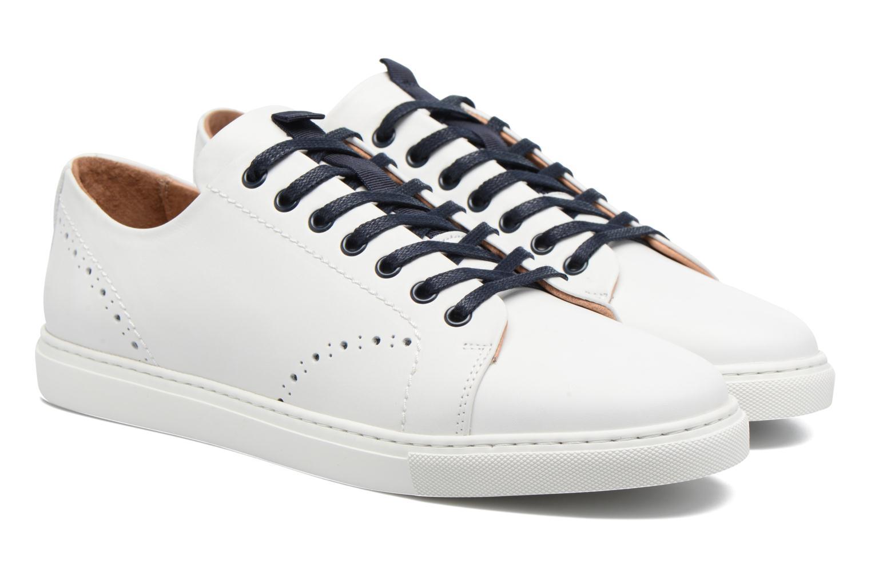 Sneakers Mr SARENZA Cortig Bianco immagine posteriore