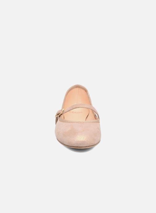 Ballerines Opéra national de Paris Ebory Rose vue portées chaussures