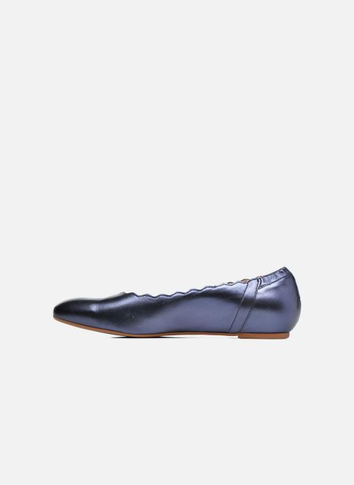 Ballet pumps HE Spring Coco 2 Blue front view