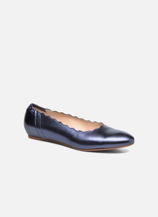 Ballet pumps HE Spring Coco 2 Blue detailed view/ Pair view