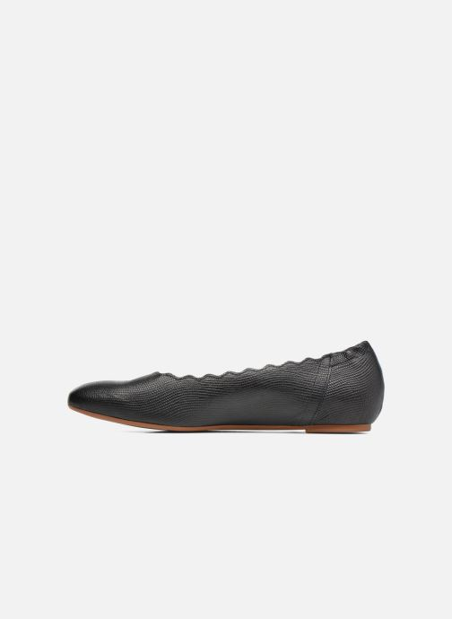 Ballet pumps HE Spring Coco 2 Black front view