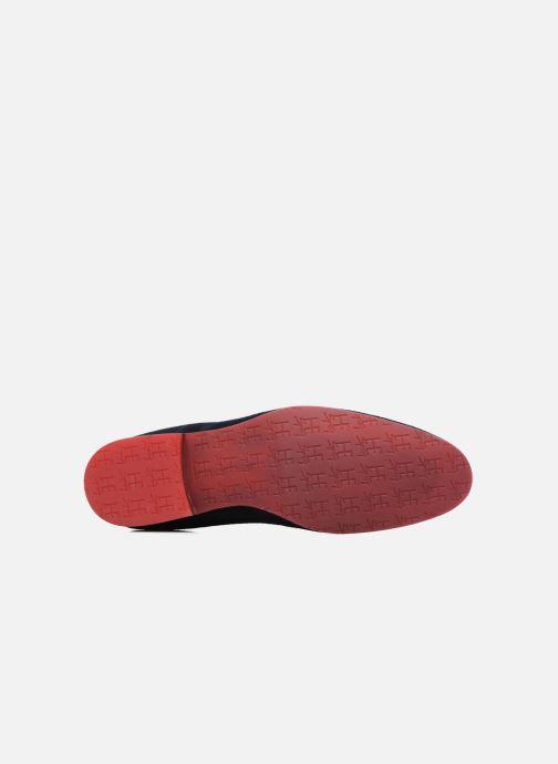 Zapatos con cordones HE Spring Peter Azul vista de arriba