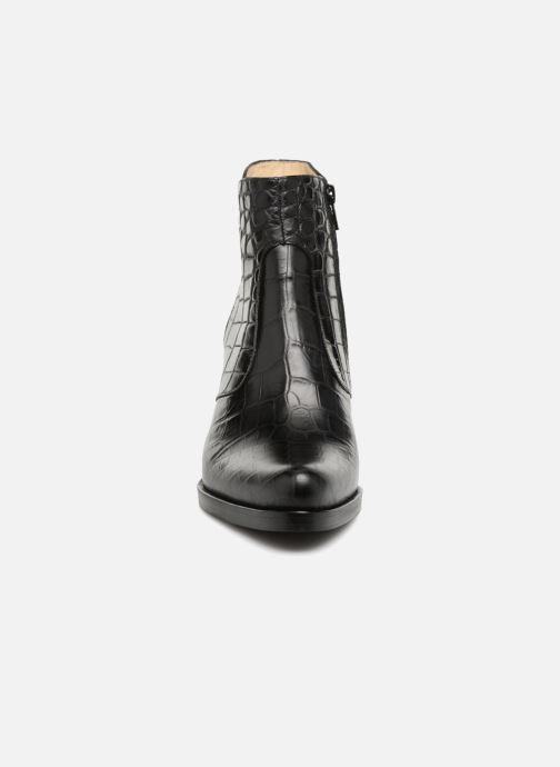 Bottines et boots Free Lance Paddy 7 Zip Boot Noir vue portées chaussures