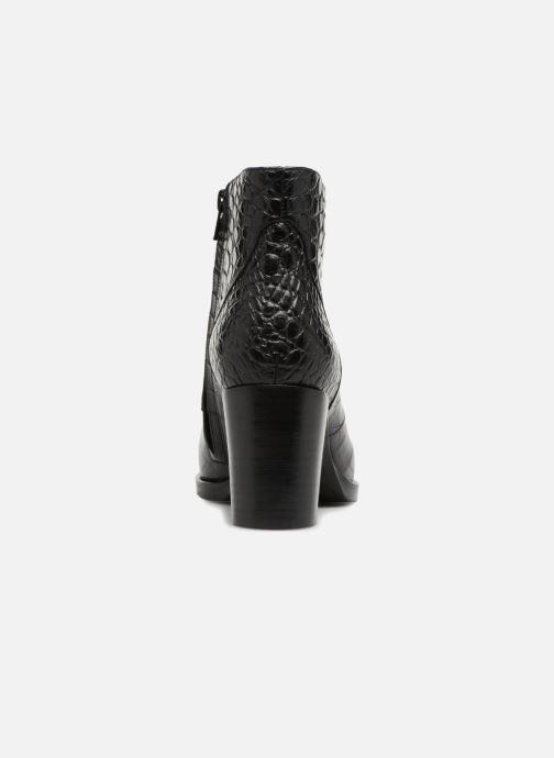 Bottines et boots Free Lance Paddy 7 Zip Boot Noir vue droite