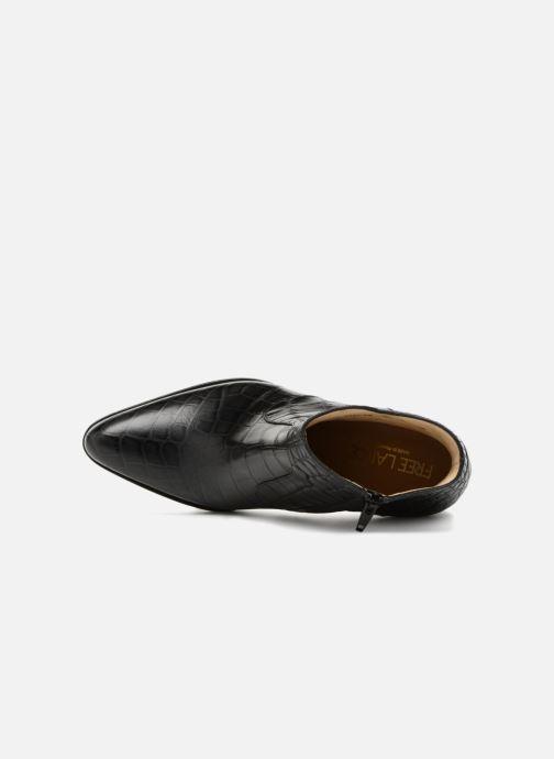 Bottines et boots Free Lance Paddy 7 Zip Boot Noir vue gauche