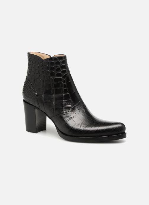 Bottines et boots Free Lance Paddy 7 Zip Boot Noir vue détail/paire