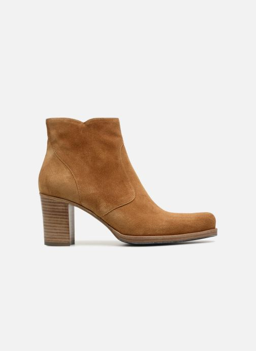 Ankle boots Free Lance Paddy 7 Zip Boot Beige back view