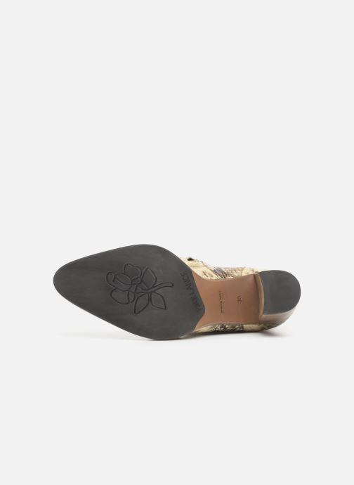 Bottines et boots Free Lance Paddy 7 Zip Boot Gris vue haut