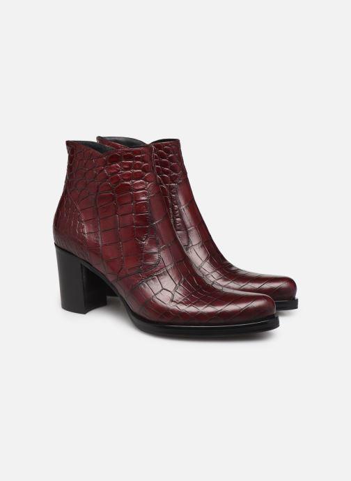 Boots en enkellaarsjes Free Lance Paddy 7 Zip Boot Bordeaux 3/4'