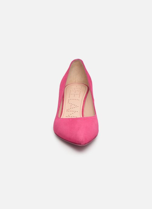 High heels Free Lance Itlys 4 Pumps Pink model view