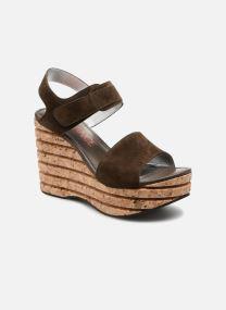 Sandalen Dames Eny 7 Sandal Velcro
