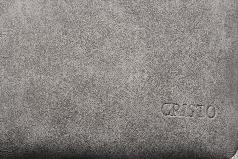 Sacoche Cristo Gris compartiments 3 Sacoche Cristo 0PEqYwqC