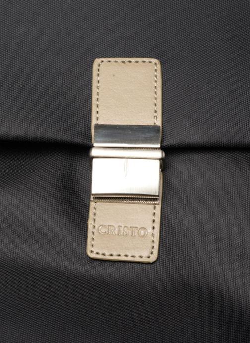 Business Cristo Sacoche 1 compartiment 15' Noir vue gauche