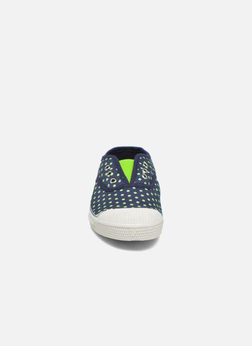 Deportivas Bensimon Tennis Elly Minipois E Azul vista del modelo