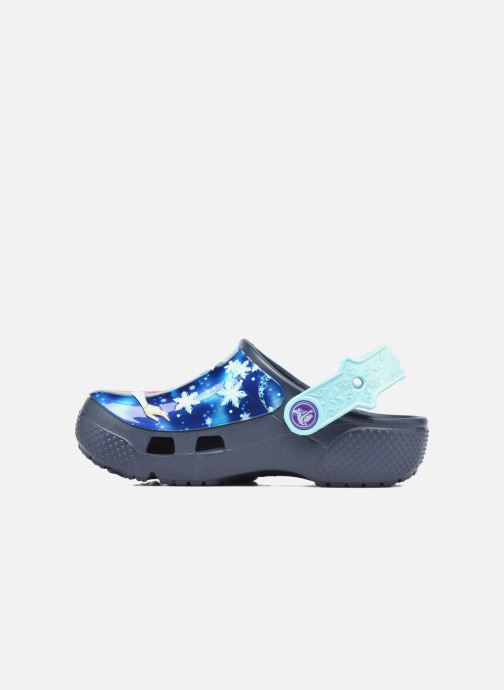 Sandalias Crocs Crocs Funlab Frozen Azul vista de frente