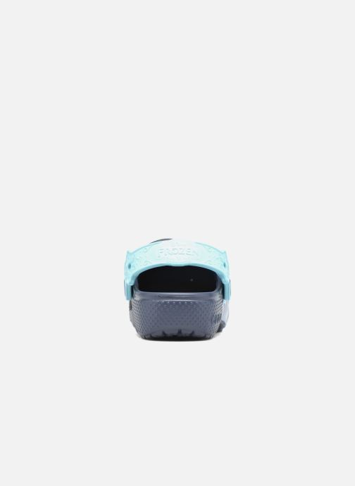 Sandales et nu-pieds Crocs Crocs Funlab Frozen Bleu vue droite