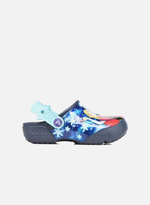 Sandales et nu-pieds Crocs Crocs Funlab Frozen Bleu vue derrière