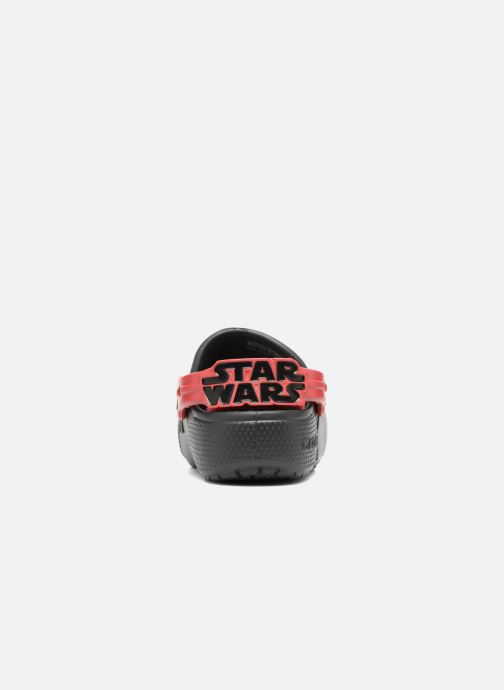 Sandales et nu-pieds Crocs Crocs Funlab Lights Darth Vader Noir vue droite