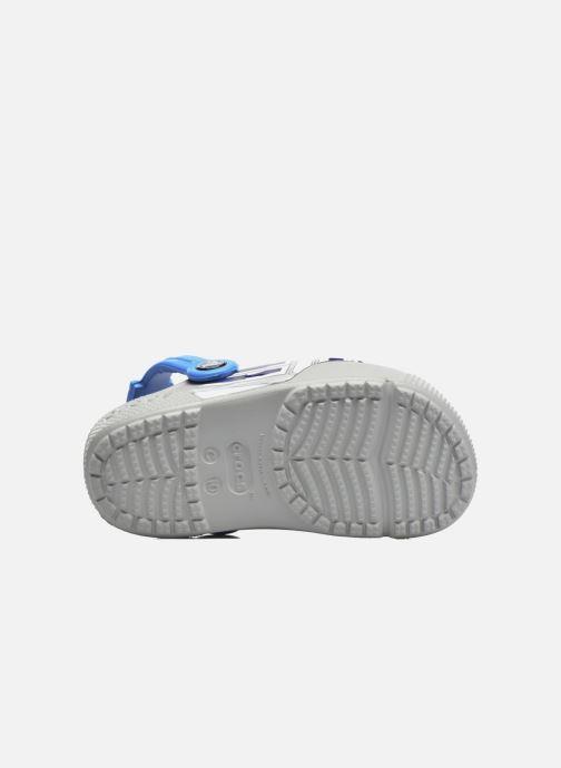Sandali e scarpe aperte Crocs Crocs Funlab Lights R2D2 Azzurro immagine dall'alto