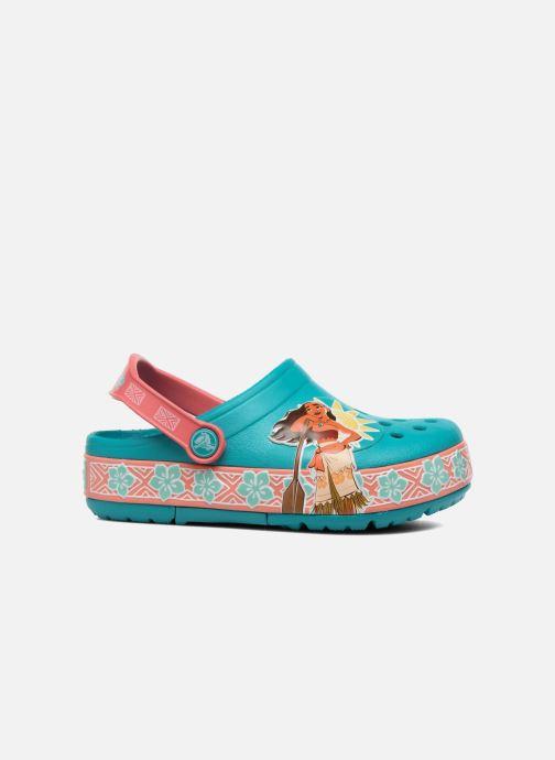 Sandales et nu-pieds Crocs Crocs Funlab Vaiana Clog LIGHTS Bleu vue derrière