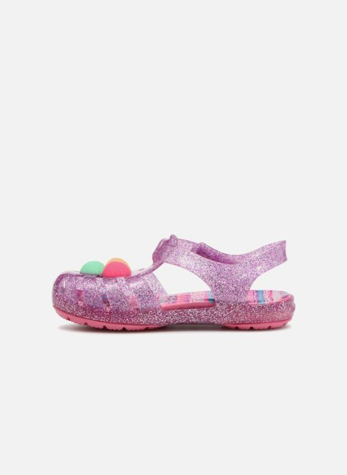 Sandales et nu-pieds Crocs Crocs Isabella Novelty Sandal PS Violet vue face