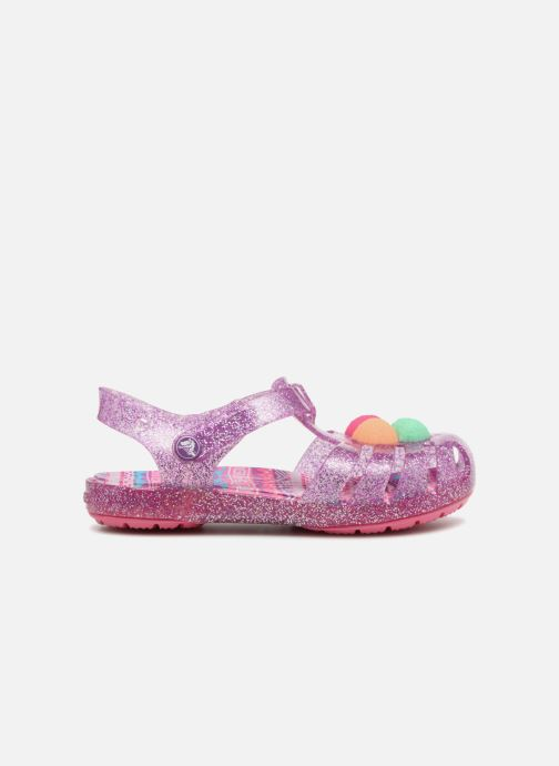 Sandalias Crocs Crocs Isabella Novelty Sandal PS Violeta      vistra trasera