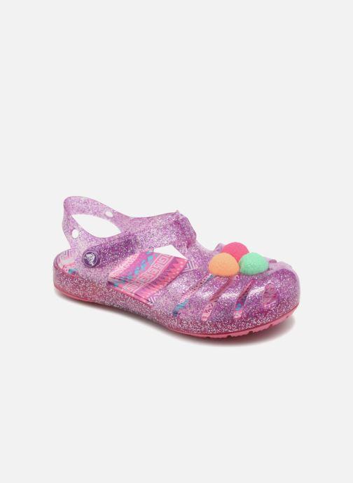 Sandales et nu-pieds Crocs Crocs Isabella Novelty Sandal PS Violet vue détail/paire
