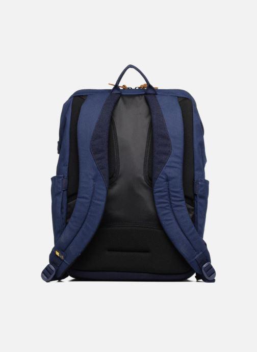 Laptoptaschen Case Logic Sac à dos business 14'' blau ansicht von vorne