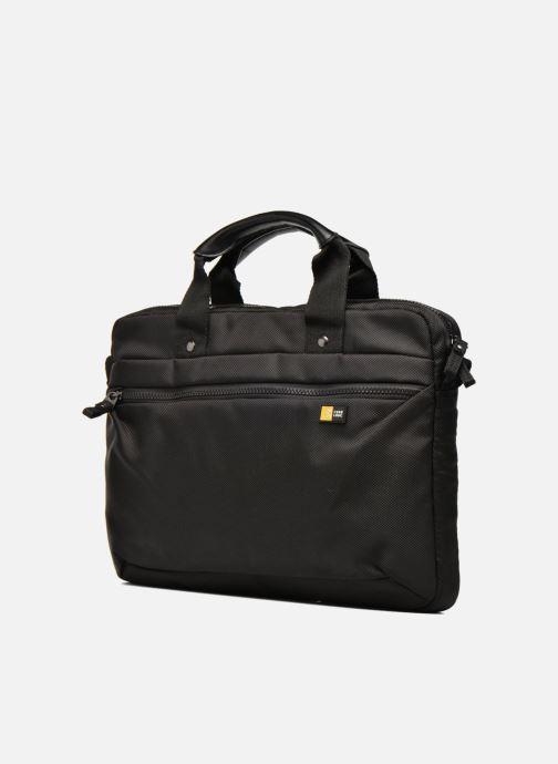 Laptoptaschen Case Logic Sacoche ordinateur 13'' schwarz schuhe getragen