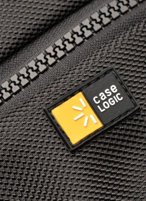 Laptoptaschen Case Logic Sacoche ordinateur 13'' schwarz ansicht von links