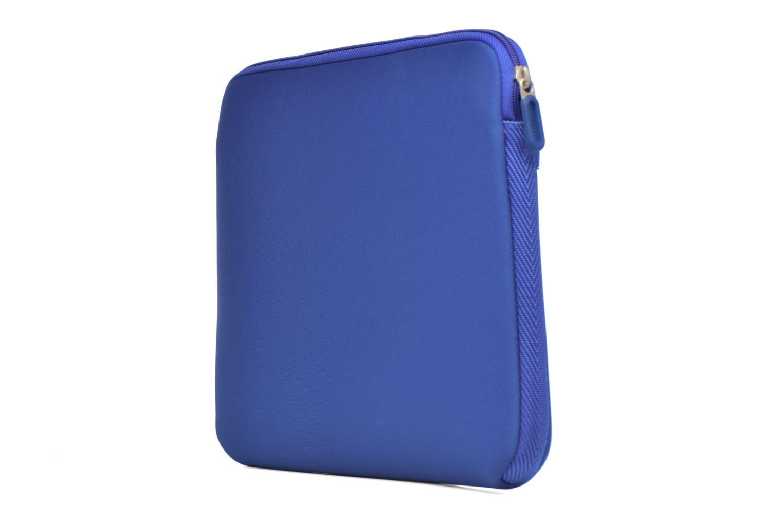 Sacs ordinateur Case Logic Pochette ordinateur 13'' Bleu vue droite