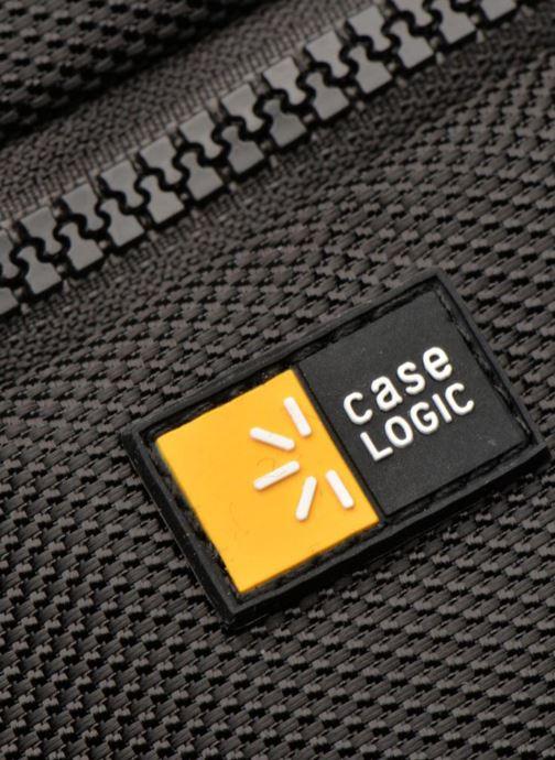 Laptoptaschen Case Logic Sacoche ordinateur 15'' V1 schwarz ansicht von links
