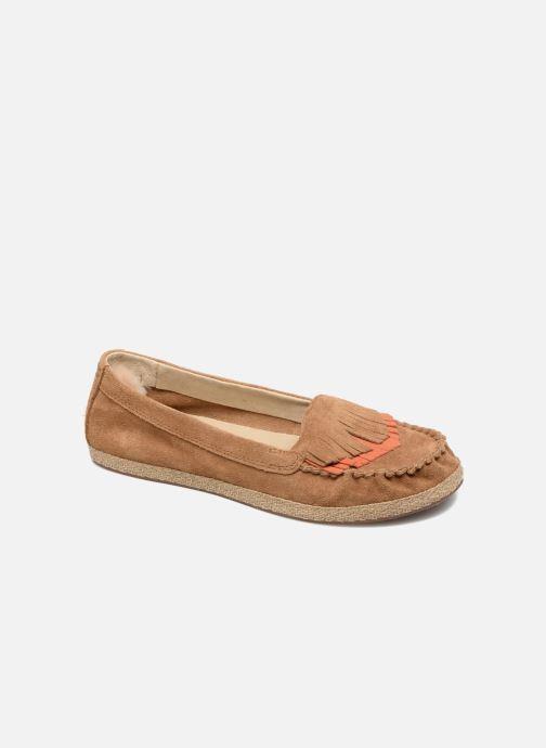 comprare popolare 52a18 fa2be UGG Shiri (Brown) - Ballet pumps chez Sarenza (289315)