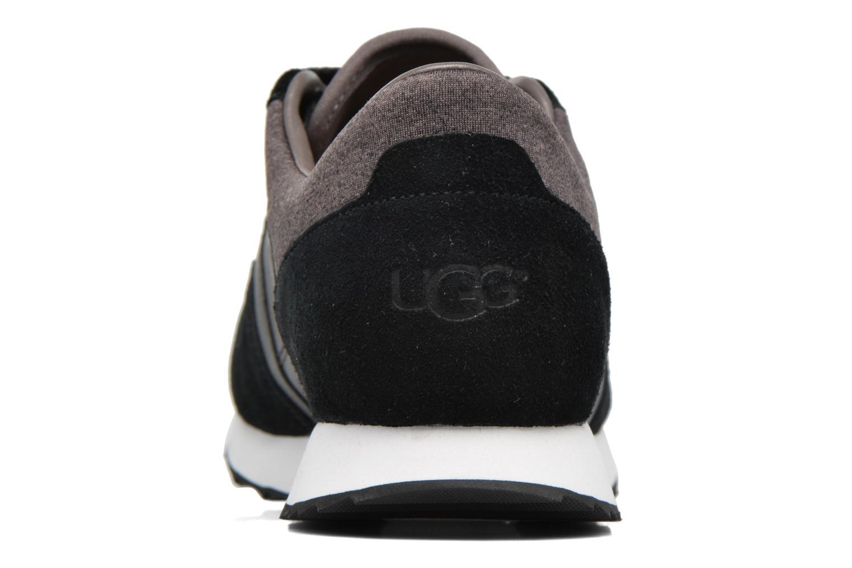 Baskets UGG M Trigo Noir vue droite