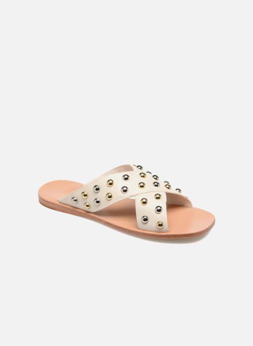 Clogs og træsko SENSO Breana Hvid detaljeret billede af skoene