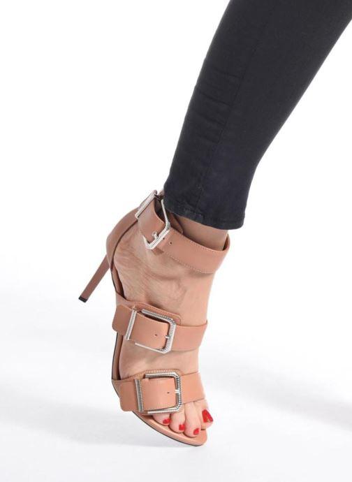 Sandales et nu-pieds SENSO Tracy Rose vue bas / vue portée sac