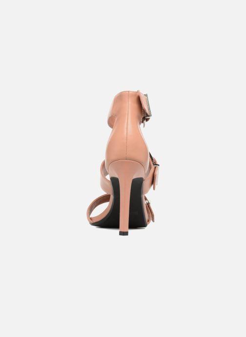 Sandali e scarpe aperte SENSO Tracy Rosa immagine destra