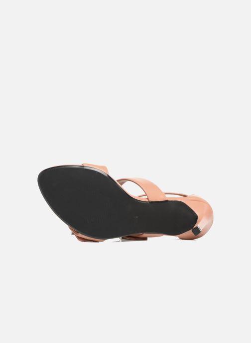 Sandali e scarpe aperte SENSO Tracy Rosa immagine dall'alto