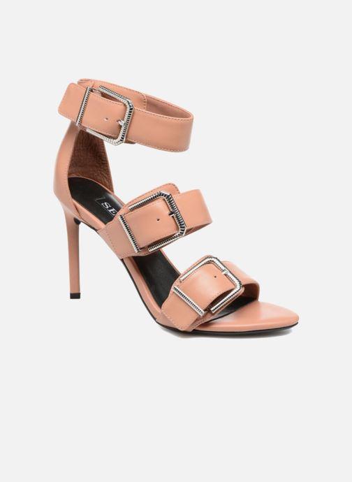 Sandaler SENSO Tracy Pink detaljeret billede af skoene