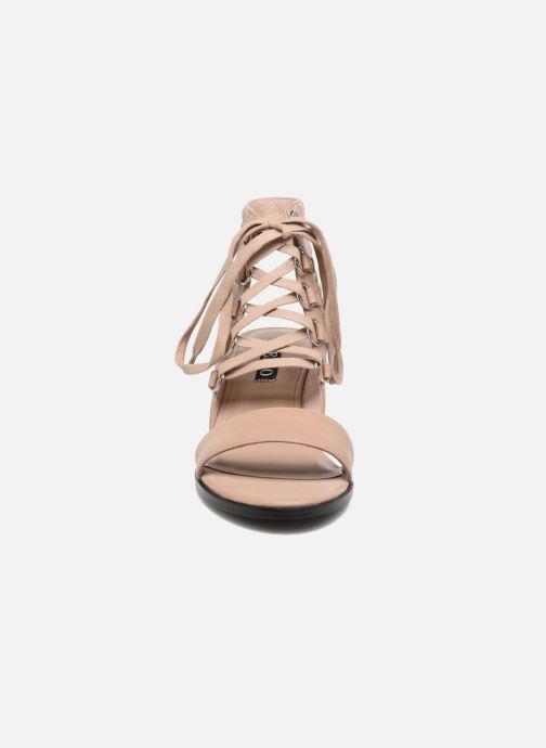 Sandales et nu-pieds SENSO Milo Marron vue portées chaussures