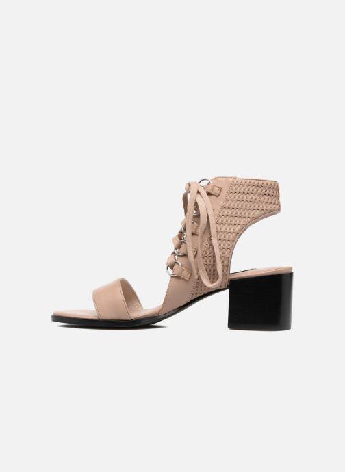 Sandalen SENSO Milo braun ansicht von vorne