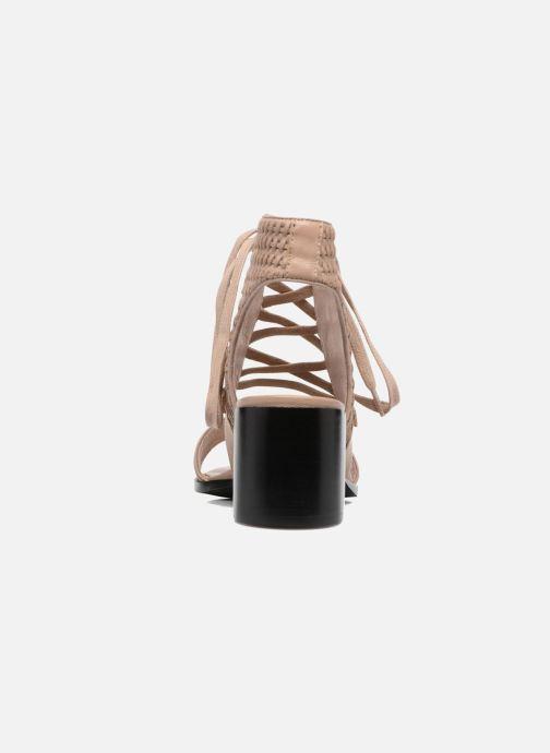 Sandali e scarpe aperte SENSO Milo Marrone immagine destra