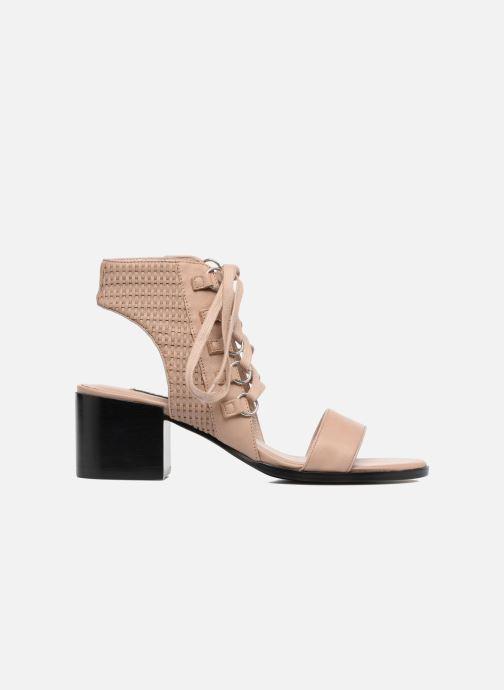 Sandales et nu-pieds SENSO Milo Marron vue derrière