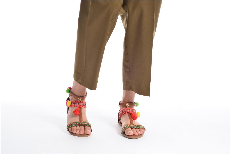 Sandalias I Love Shoes TAMIRE Multicolor vista de abajo