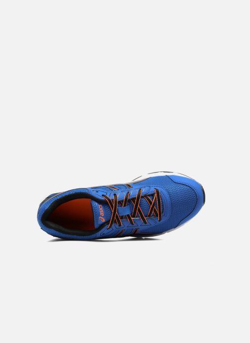 Sneakers Asics Gel Galaxy 9 GS Azzurro immagine posteriore